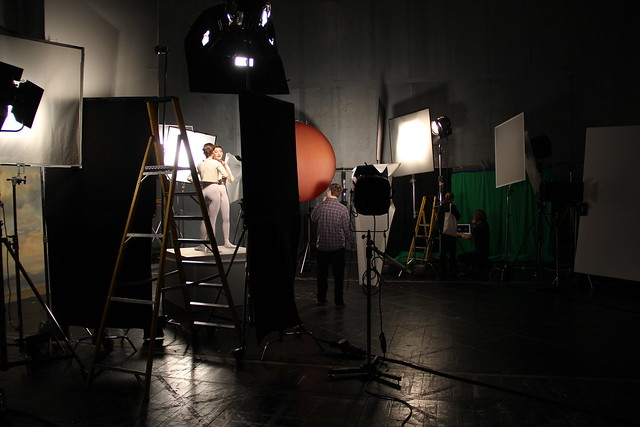 "Backstage at the shoot for the One Extraordinary World Spring Season trailer. The Royal Opera House 2012/13.  <a href=""http://www.roh.org.uk/news/watch-spring-season-trailer"" rel=""nofollow"">www.roh.org.uk/news/watch-spring-season-trailer</a>"