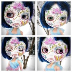 Doodlebug collage