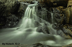 Forbidden Falls Winter 2012 (Hutech_f2.2 Half a Million+ Views!!!) Tags: winter nature water waterfall australia wodonga felltimber