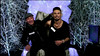 Rylan Clark and Frankie Dettori are seen in the diary room on 'Celebrity Big Brother'