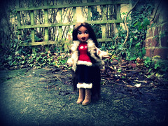 Help (DisneyKid.) Tags: uk winter red brown cold hair outdoors doll long pretty boots awesome lips campfire wanted brunette custom rare woolworths exclusive edit bratz xoxo fianna reroot