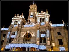 Navidades valencianas 1 (edomingo) Tags: valencia navidad ayuntamientodevalencia edomingo mzuiko14150 olymposomdem5
