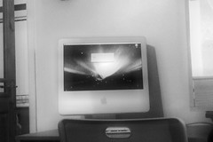 My wife's Imac (joe_relic37) Tags: apple digital imac ipod touch 5g ios 5th generation iphone iphoneography