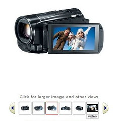 Canon VIXIA HF M52 (Ximadu) Tags: canon drive with image touch full card gb plus hd dual lcd 32 slots internal hf 30inch enabled 10x m52 stabilize vixia sdxc camcorderwifi