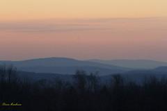 Early Morning Sunrise (Diane Marshman) Tags: morning trees mountains sunrise early state pennsylvania endless
