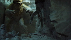 "Wampa Cave diorama • <a style=""font-size:0.8em;"" href=""http://www.flickr.com/photos/86825788@N06/8361623211/"" target=""_blank"">View on Flickr</a>"