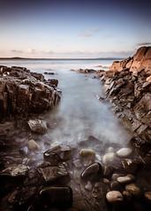 Ten Sixty Six (Matthew Post) Tags: ocean longexposure seascape beach canon bay rocks waves post matthew australia filter queensland noosa 1020mm sunshinecoast apocalyptic haida sigma1020mm apocolyptic 60d firstpoint matthewpost