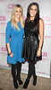 Aisling Shanahan and Anna Cullen pictured at the launch of Cocoa Brown Tan by Marissa Carter at Residence Private Members Club,Dublin..Pix: Brian McEvoy