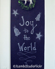 Joy to the World Chalkboard Art (3LambsStudio) Tags: christmas winter blackandwhite bells photoshop stars diy adobephotoshop scrollwork made filter christmasdecor holidaydecor winterscenes cs3 photoshopaction diyprojects editedwithphotoshop calligraphic photoshopedited joytotheworld chalkboardart theholidays madeusingphotoshop decemberscenes chalkboarddesign