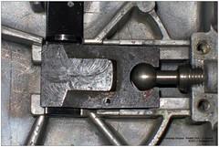 Zundapp 284 - 5 Speed Engine - 418 (Arjan N.) Tags: two engine stroke motor 50cc rebuild zundapp motorrad teardown 5speed motorräder zündapp zuendapp inspect brommer bromfiets motorfiets 284 overhaul motorblok zweiräder gts50 ks125 ks50 zvc 5gang ks100 zundappnl