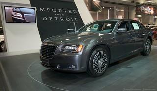 2013 Washington Auto Show - Upper Concourse - Chrysler 3 by Judson Weinsheimer