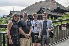 160704 153112 (friiskiwi) Tags: catherinechambers dragonflytours juliachambers kiyomizudera kyoto stevenchambers thomchambers shrine temple