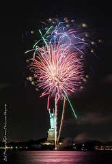 Statue Of Liberty Fireworks July 16 2016-21 (bkrieger02) Tags: nyc newyorkcity longexposure nightphotography brooklyn canon fireworks hudsonriver statueofliberty pyro redhook libertyisland pyrotechnics libertyharbor canonusa 7dmkii louisvalentinopier