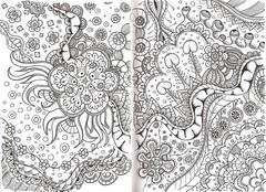 Tangle 227 (kraai65) Tags: zentangle doodle doodleart zendoodle drawing art zia