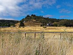 Farmhouse along the coastline (wirehead) Tags: ep3 20mm biking cycling