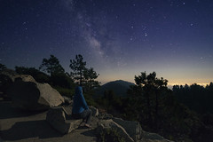 CA-CO (31 of 60) (codywellons) Tags: sequoia national park california nature kings canyon trees stars night startazing milky way a7ii