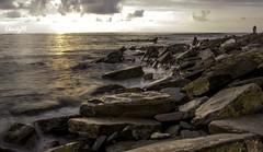 Silke Sunset (ekaitzas) Tags: meakoz uribekosta bizkaia vizcaya basquecountry pasvasco paysbasque euskalherria euskadi sopela sopelana barrika sea mar ocean sunset verano uda summer