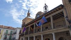 2016-8204 El Burgo de Osma - Plaza Mayor (Wolfgang Appel) Tags: wolfgappel spanien spain espana soria elburgodeosma burgodeosma plazamayor