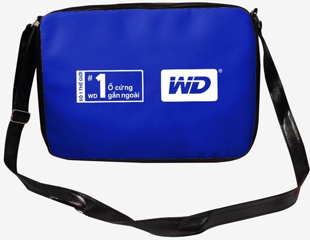 Tưng bừng mùa du lịch - Tặng túi du lịch khi mua ổ cứng WD Blue