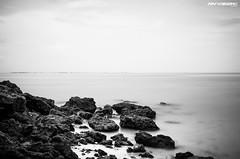 Anna Maria Beach FL (luisnieves1) Tags: annamariabeach beach saltwater florida longexposure bw blackandwhite nikkor2470mm bwndfilter