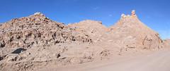 """Le désert d'Atacama: el Valle de la Luna <a style=""""margin-left:10px; font-size:0.8em;"""" href=""""http://www.flickr.com/photos/127723101@N04/28607184673/"""" target=""""_blank"""">@flickr</a>"""