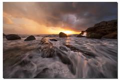 Hope in Times of Darkness, , , Taiwan (james wang photography - wangjam) Tags: taiwan    keelung coast wave  coastal seascape