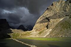 Lac des vaches sous l'aiguille de la Vanoise (yoduc73) Tags: lac vaches vanoise alpes tarentaise pralognan