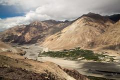 The Shyok river valley (SaiKiranKanuri) Tags: lehtrip shyok river valley nubra karakoram range himalayas