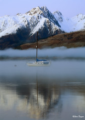 0S1A2660 (Steve Daggar) Tags: glenorchy newzealand sunrise landscape mountains snowcappedmountains reflections reflection lake queenstown