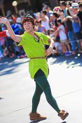 Mickey's Soundsational Parade (looseey) Tags: mickeyssoundsationalparade soundsational disneyland peterpan