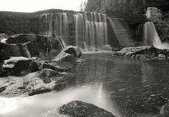 Jyllinkoski (STTH64) Tags: river rocks waterfall water dam dike weir wall finland kurikka jyllinkoski