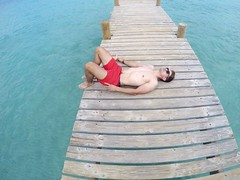 2 magnum intus (laura&dennis) Tags: corse korsika santagiulia blue travel summer vacation trip roadtrip theworld europe beach island gopro hero