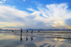 Lau Fau Shan (Ching Ching Tsui) Tags: laufaushan yuenlong hk hongkong seaside
