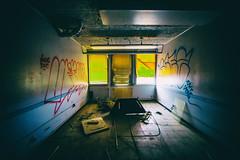 That Album Changed My Life (Thomas Hawk) Tags: america california eastbay mareisland usa unitedstates unitedstatesofamerica vallejo abandoned graffiti fav10