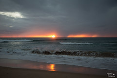 0D6A3004 - Sunrise at Park Beach (Stephen Baldwin Photography) Tags: coffs harbour nsw australia sunrise park beach sand water waves ocean