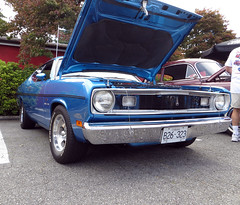 1970 Plymouth Duster 340 (WetCoastLife) Tags: 1970 plymouth duster 340 northdelta delta northdeltashowandshine carshow car classicscars cars showandshine vancouver