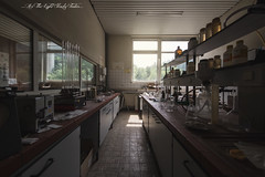 Chemikalien... (As The Light Slowly Fades...) Tags: urbex laboratory abandoned derelict forgotten factory industry