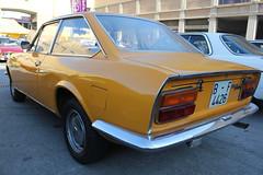 1972 Seat 124 Sport Coupé 1600 (coopey) Tags: 1972 seat 124 sport coupé 1600