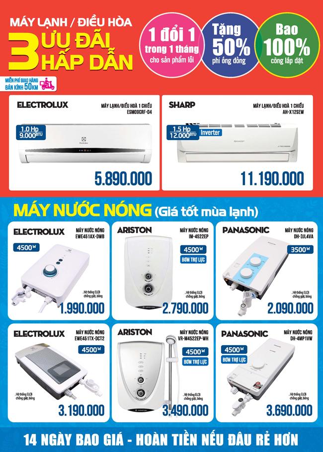 Khai trương siêu thị Điện máy XANH Dương Bá Trạc, Quận 8