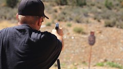 Image8 (RED ROCKS MEDIA) Tags: guns range pistol 9mm utah glock rsr targets