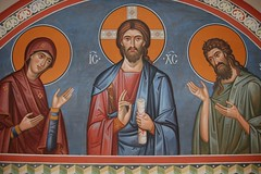 DSC_8474 (AndrewGould) Tags: orthodox dome fresco mural iconography byzantine russian holy ascension