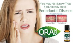 You May Not Know That You Already Have Periodontal Disease (ConnectPeak) Tags: periodontaldisease periodontaldiseasesymptoms periodontaldiseasecauses cankersores badbreath