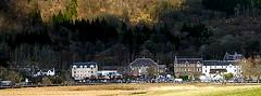 Strath/SP/Callander Meadows/Pauline Deas/20150406 (Pauline Deas) Tags: trossachs callander crags buildings river teith trees strathspcallandermeadowspaulinedeas20150406