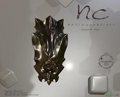 [NC] - Shield Of Pain  1/2 (niki8901 - andycool90 ,Secondlife, Gor, Roleplay) Tags: tsa thesecretaffair niki8901 andycool90 nc noblecreations events slevents slfashion gor gorean medieval fantasy