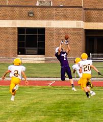 Touchdown (Omni-Photography) Tags: douglass ks middle school football sport teamsport