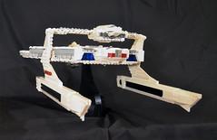 DSC_4720 (jonmunz) Tags: lego star trek spaceship uss reliant starship wrath khan