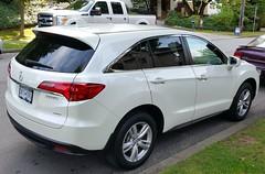 Acura RDX  AWD (D70) Tags: acura rdx awd burnaby bc canada