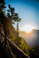 DSC_1242 (Dan Kistler) Tags: samaria gorge hiking rocks sea adventure principia college travel greece