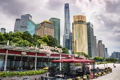 Big four (cvielba) Tags: china malecon rascacielos rio shanghai