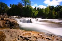 Sauble Falls ON Canada (Earthfly) Tags: iamcanadian 10stopfilter nd10 longexposure saublefallsprovincialpark saublefalls canon6d canon